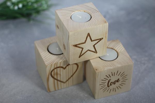 Подарки и сувениры из дерева