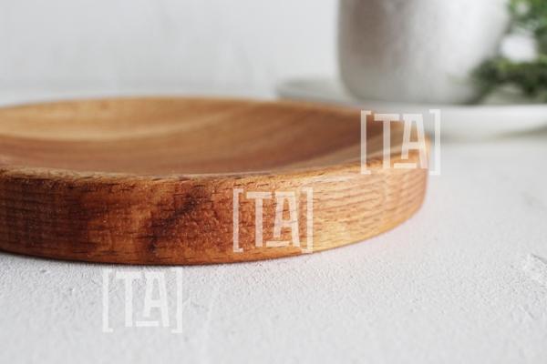 """Монетница деревянная """"Боло"""" Бук"""