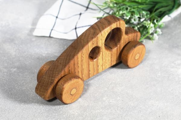 """Деревянная игрушка """"Машинка"""""""