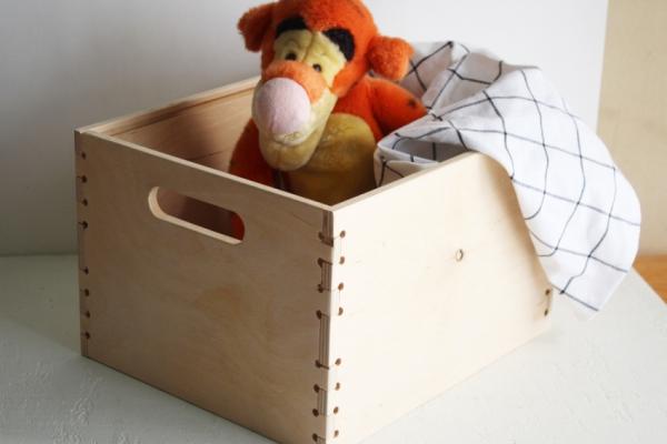 Ящик дереревянный