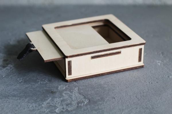 Коробка слайдер (набор 4 шт.)